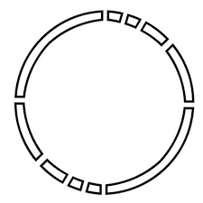 Broken Circle Tattoo Design in 2017 Real