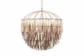 new chandelier round home interiors