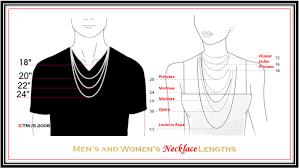 Classic Chain Necklaces For Men And Women Boomer Style