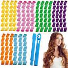 Blizzow 30pcs Hair Curlers Spiral Curls