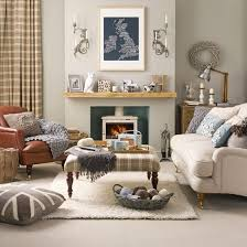 Elegant Country Style Living Room Decorating Ideas