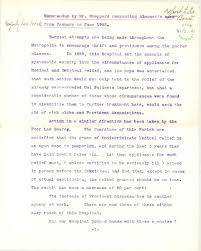 charity begins at home mary stewart memo on almoner