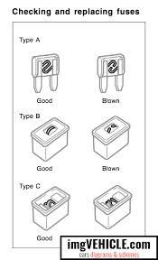 toyota camry xv30 fuse box diagrams schemes vehicle com toyota camry xv30 fuse box fuses meanings