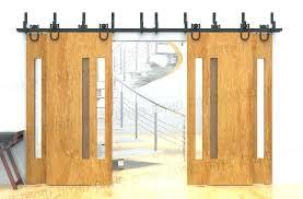 sliding closet door hardware installation sliding closet hardware horseshoe bypass sliding barn wood closet door rustic