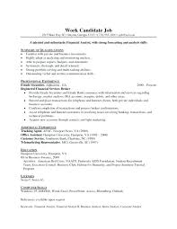 finance resume keywords download entry level finance resume resume now  cover letter