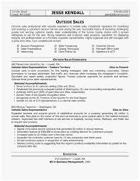 Outside Sales Rep Resume 75 Pleasant Photos Of Sales Representative Resume Sample
