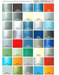 Paint Colour Charts Online Charts Collection