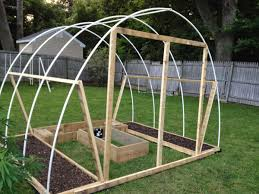 cans greenhouse add wood frame for door