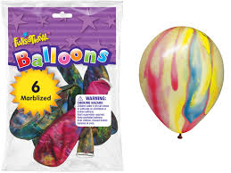 National latex of california toy balloons