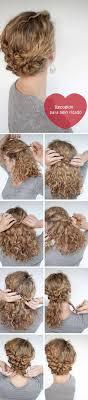 14 Fant Sticos Peinados Para Cabellos Rizados Y Cortos