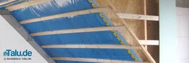 Dabei bin ich gerade dabei dachlatten an die wand zu montieren, auf die dann wieder osb platten kommen. Untersparrendammung Einbauen Aufbau Anleitung Talu De