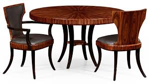 8 art deco dining room sets stunning design art deco dining table round with santos rosewood