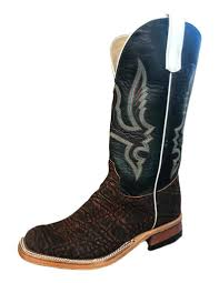 olathe olathe western boots mens leather cowboy elephant skid row 8 5 d 8021 com