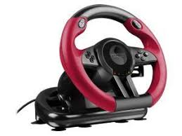 <b>SPEEDLINK Trailblazer</b> Vibration Effect <b>Racing Wheel</b> with Pedals ...