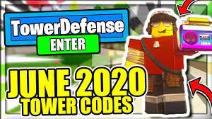 Add three demon tower rengoku coming! Tower Defense Simulator Codes Roblox April 2021 Mejoress