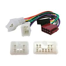 iso ta01 iso harness adaptor for toyota 1987 up
