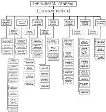 Medcom Organizational Chart Defense Health Agency