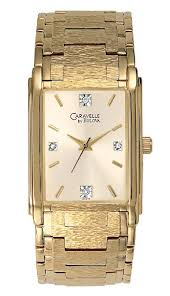 caravelle watches by bulova caravelle men s