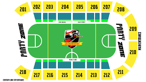 Santa Ana Star Center Seating Chart Rio Rancho Arena Information New Mexico Runners Arena Soccer
