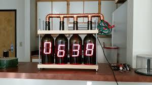 Wine Altium Designer Henrys Blog Wine Bottle Digital Clock