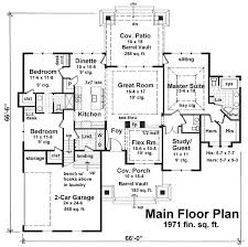 house plans with office. 1st floor plan house plans with office m