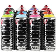 Kobra Color Chart Kobra Hp 12 Pack