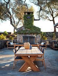 mountain home ranch farmhouse patio