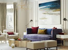 AwardWinning Project Of Apartment Interior In Modern Classical Simple Apartment Interior Design Painting