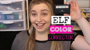 Color Correcting Tutorial Ft Elf Color Corrector