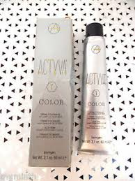 Details About Kemon Actyva Color Permanent Hair Color 2 1 Oz Slvr Bx Miscgarbx