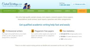 CustomWritings com review  testimonials  prices  discounts Top Writing Reviews Preview customwritings scr