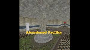 It was released on july 1, 2017 which was the same day flee the facility has been released. Steam Workshop Abandoned Facility Roblox Flee The Facility