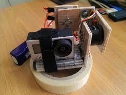 diy brushless camera gimbal handheld mini quadcopter oscar liang diy brushless camera gimbal wood