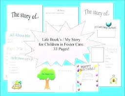 Family Story Book Template Family History Book Template Timeline Free