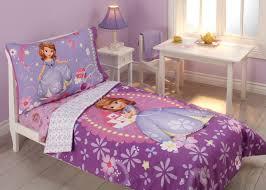 disney sofia the first toddler girls 4 piece bedding set baby