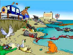Resultado de imagen para la contaminación