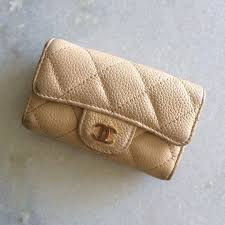 chanel key pouch. chanel key pouch