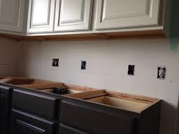 painted semi custom upper cabinets be