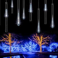 Ice Icicle Lights Led Dripping Icicles 100dripping Ice