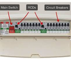 new fuse board fitted with rcd protection how much is a new fuse box at How Much Is A New Fuse Box
