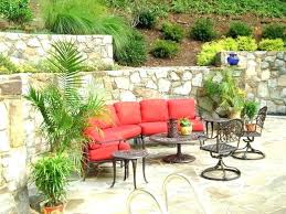 How To Design Backyard Cool Backyard Seating Great Ideas Outdoor Sitting Area Landscape On A