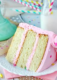 moist and fluffy vanilla cake such a soft tender cake