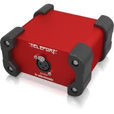 <b>Директ</b>-<b>бокс TC Electronic GLR</b>