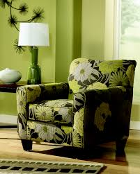 green accent chairs living room  winda  furniture