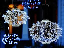 Image Pool White Solar Star Lanterns Design Hunter Keep Your Garden Bright And Beautiful After The Sun Goes Down Hgtv