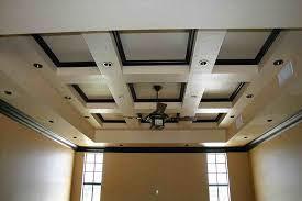 and luxurious gibson board ceiling design master bedroom decor