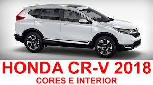 Honda CR-V 2018 + CORES  O