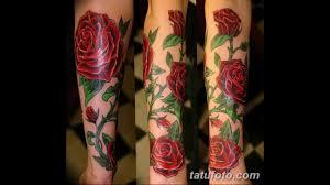 тату красные розы значение татуировки роза с фото узнайте что