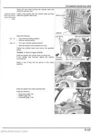 Honda Crf50f Repair Manual