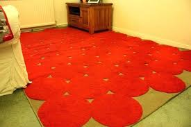 red rug ikea red circles rug large red circle rug small red circle rugs red circles